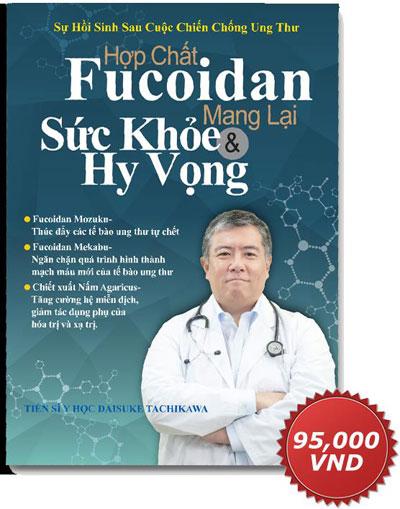 Hợp chất Fucoidan mang lại sức khỏe và hy vọng cho bệnh nhân ung thư - 1