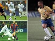 """Bóng đá - Ronaldo béo: Hai thập kỷ, 256 """"cú xâu kim"""""""