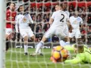 Chi tiết MU - Sunderland: 2 tuyệt tác cuối trận (KT)
