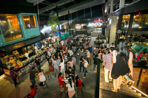 Đập hộp nhà hàng container siêu khủng Holy Pig tại Đà Nẵng - 3