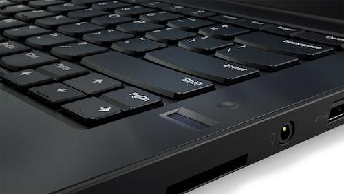 Lenovo tung bộ đôi laptop ThinkPad bảo mật bằng vân tay - 2