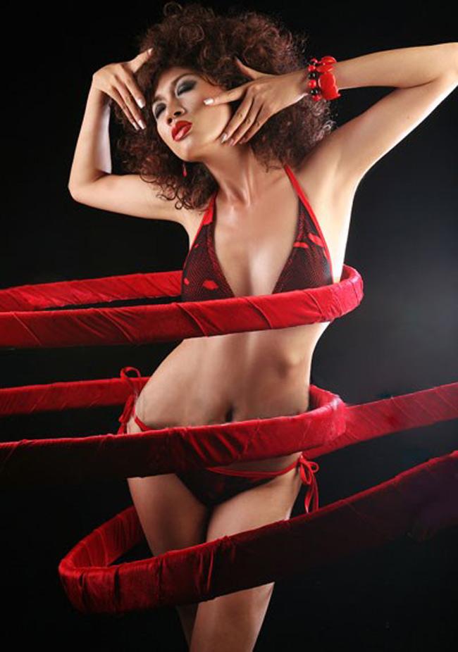 Trang Trần cũng từng một thời sexy đến vậy - 2