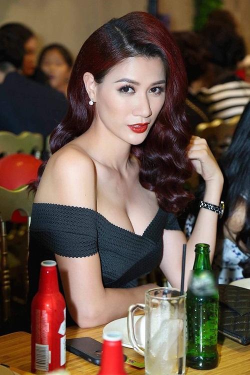 Trang Trần cũng từng một thời sexy đến vậy - 10