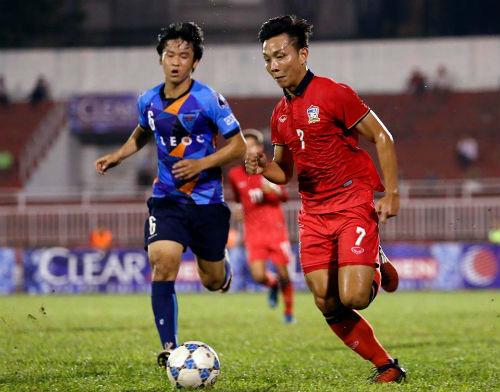 U21 Yokohama - U21 Thái Lan: Cú đánh đầu giành Cúp - 1