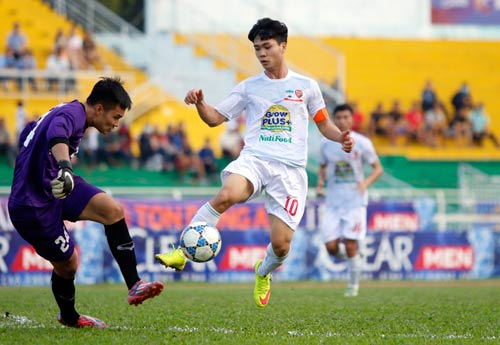 Văn Toàn: Bàn thắng vàng và trải nghiệm khó quên ở giải U21 - 1
