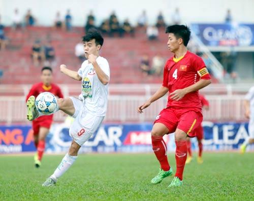 Văn Toàn: Bàn thắng vàng và trải nghiệm khó quên ở giải U21 - 2