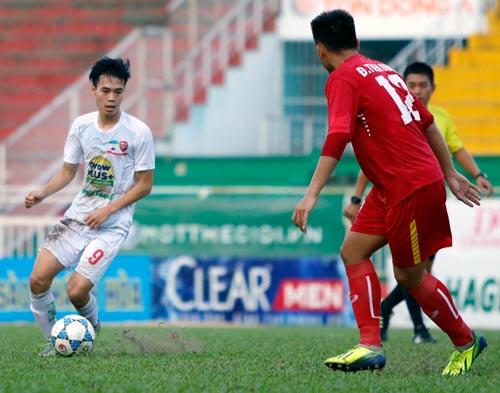 Văn Toàn: Bàn thắng vàng và trải nghiệm khó quên ở giải U21 - 5