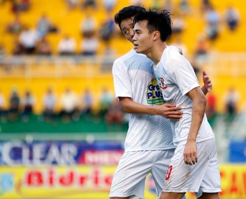 Văn Toàn: Bàn thắng vàng và trải nghiệm khó quên ở giải U21 - 7