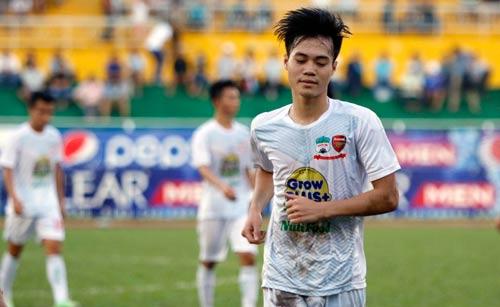 Văn Toàn: Bàn thắng vàng và trải nghiệm khó quên ở giải U21 - 9