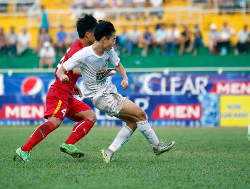 Văn Toàn: Bàn thắng vàng và trải nghiệm khó quên ở giải U21 - 6