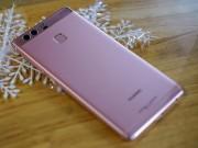 Thời trang Hi-tech - Ngắm Huawei P9 màu vàng hồng mới ra mắt