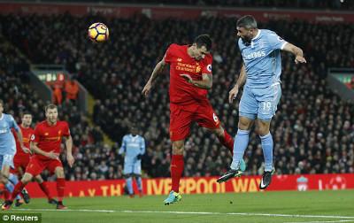 Chi tiết bóng đá Liverpool - Stoke: Thành quả xứng đáng (KT) - 4