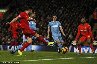 Chi tiết bóng đá Liverpool - Stoke: Thành quả xứng đáng (KT) - 6
