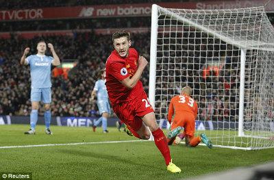 Chi tiết bóng đá Liverpool - Stoke: Thành quả xứng đáng (KT) - 7