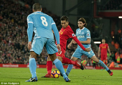 Chi tiết bóng đá Liverpool - Stoke: Thành quả xứng đáng (KT) - 8