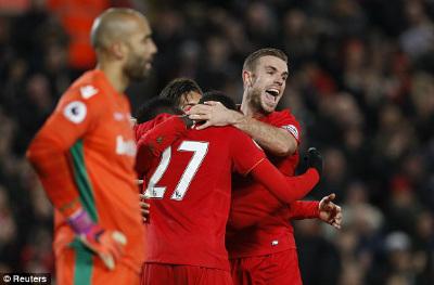 Chi tiết bóng đá Liverpool - Stoke: Thành quả xứng đáng (KT) - 11