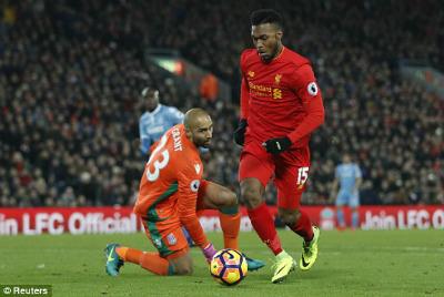 Chi tiết bóng đá Liverpool - Stoke: Thành quả xứng đáng (KT) - 12
