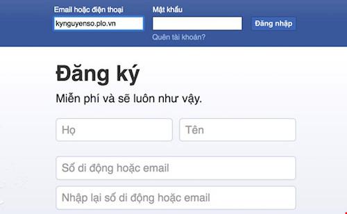 5 mẹo cần nhớ nếu không muốn mất Facebook - 1