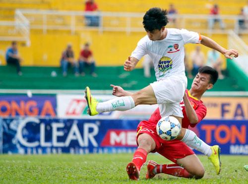 Chung kết đầy kịch tính tranh vô địch U21 Clear Men Cup - 1