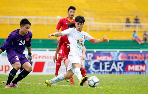Chung kết đầy kịch tính tranh vô địch U21 Clear Men Cup - 2