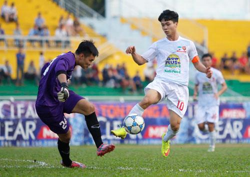 Chung kết đầy kịch tính tranh vô địch U21 Clear Men Cup - 3