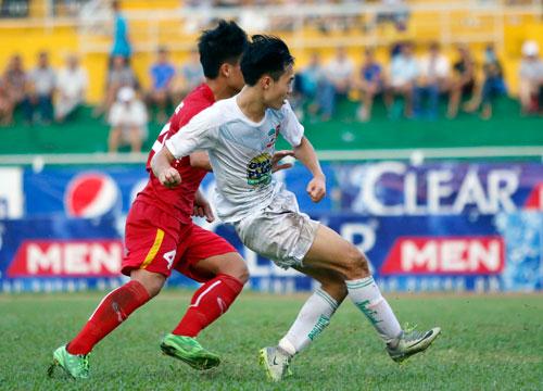 Chung kết đầy kịch tính tranh vô địch U21 Clear Men Cup - 5