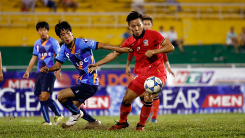 Chung kết đầy kịch tính tranh vô địch U21 Clear Men Cup - 6