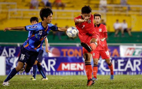 Chung kết đầy kịch tính tranh vô địch U21 Clear Men Cup - 7