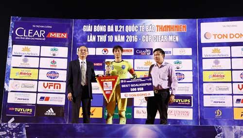 Chung kết đầy kịch tính tranh vô địch U21 Clear Men Cup - 11