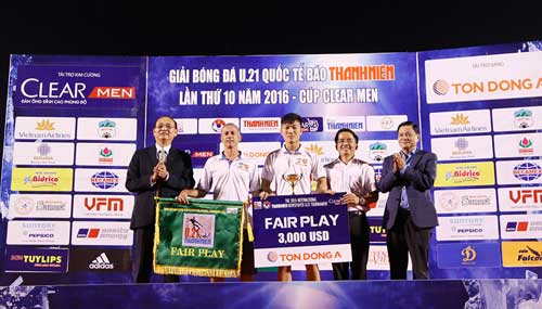 Chung kết đầy kịch tính tranh vô địch U21 Clear Men Cup - 12