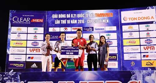 Chung kết đầy kịch tính tranh vô địch U21 Clear Men Cup - 13