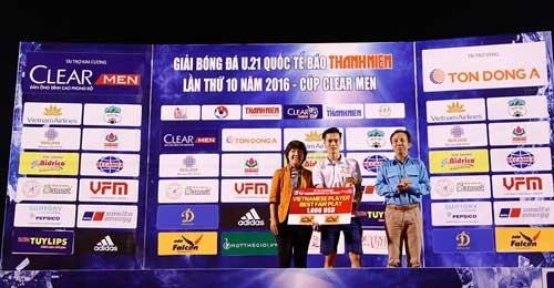 Chung kết đầy kịch tính tranh vô địch U21 Clear Men Cup - 14