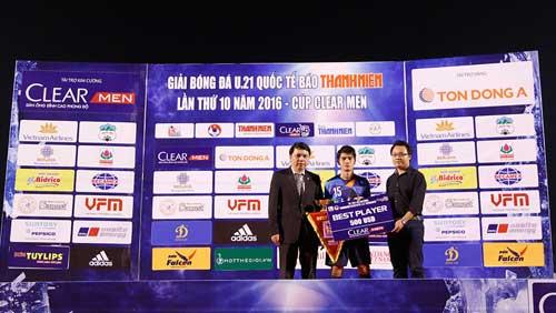 Chung kết đầy kịch tính tranh vô địch U21 Clear Men Cup - 15