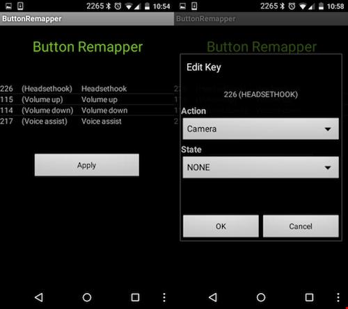 Ứng dụng giúp thay đổi chức năng phím cứng trên smartphone - 1