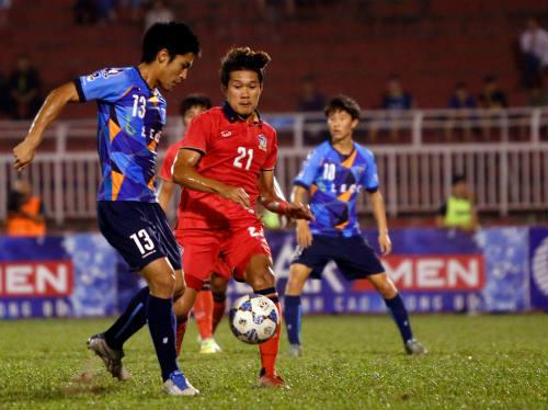 Điều bất ngờ của HLV U21 Yokohama dành cho U21 HAGL - 8