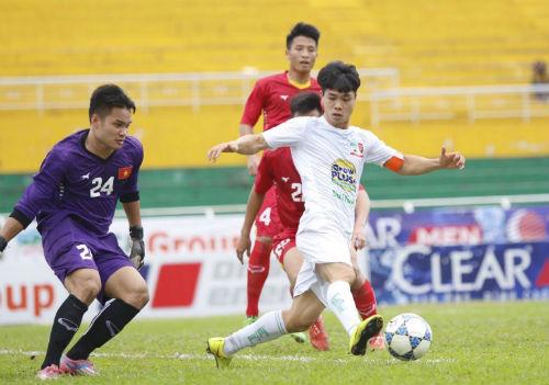 Điều bất ngờ của HLV U21 Yokohama dành cho U21 HAGL - 1