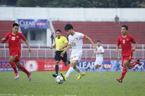 Điều bất ngờ của HLV U21 Yokohama dành cho U21 HAGL - 4