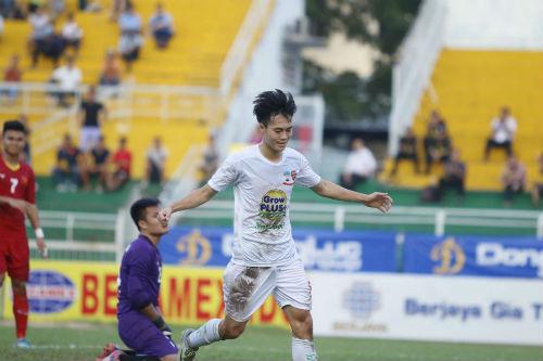 Điều bất ngờ của HLV U21 Yokohama dành cho U21 HAGL - 6