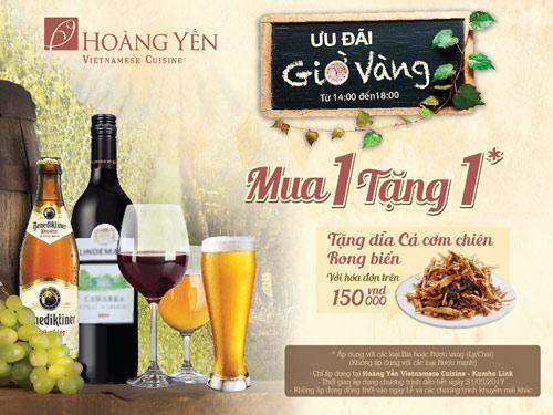 Ưu đãi 20% mừng khai trương chi nhánh mới của Hoàng Yến Vietnamese Cuisine - 7