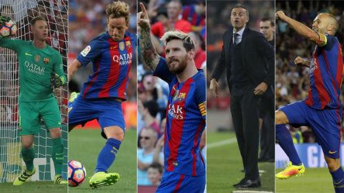 """""""Bom tấn"""" Barca: Giữ Messi và 3 sao, rộ tin """"trảm"""" Enrique - 1"""