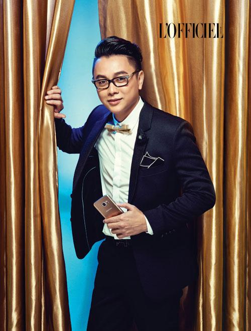 Thanh Hằng, Kim Lý, Công Trí tung bộ ảnh chào năm mới - 2