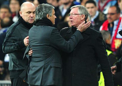 Tin HOT bóng đá trưa 28/12: Sir Alex truyền lửa giúp Mourinho thăng hoa - 1