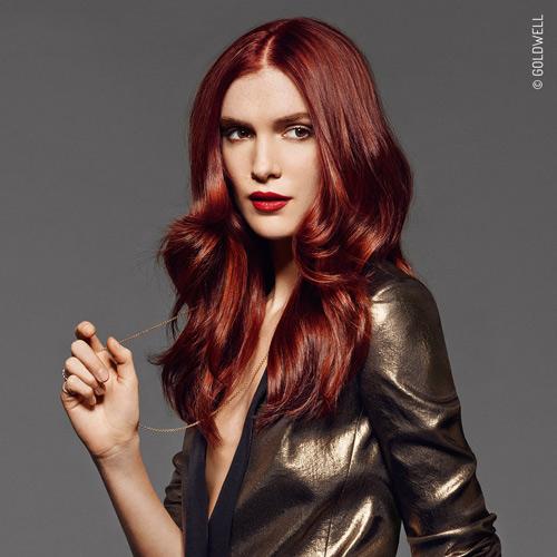 Bí quyết chọn màu tóc hợp với màu da - 2