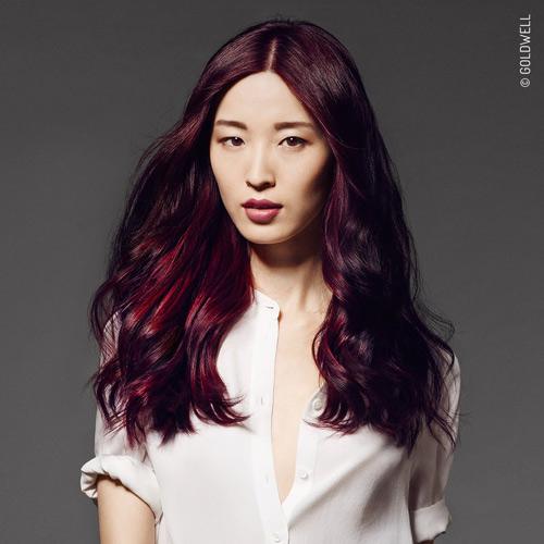 Bí quyết chọn màu tóc hợp với màu da - 3
