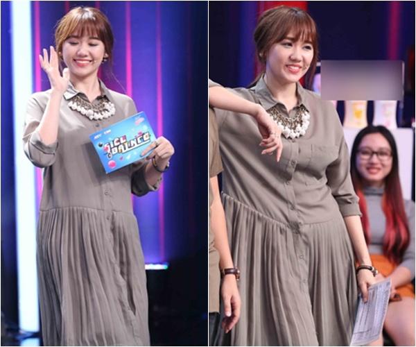 Hari Won có lẽ muốn quên kiểu mặc này - 4