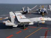 Thế giới - Báo TQ hô hào đưa tàu sân bay áp sát Mỹ chỉ là nói suông?