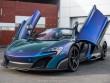Lạ mắt với ô tô 'đổi màu' McLaren 675L Spider