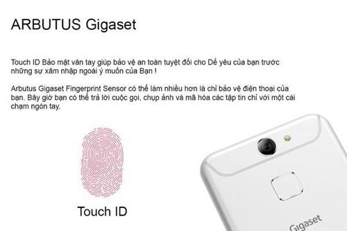 ARBUTUS GIGASET - Chip Qualcomm 8 nhân, Ram 3G giá chỉ 2,9 triệu đồng - 4