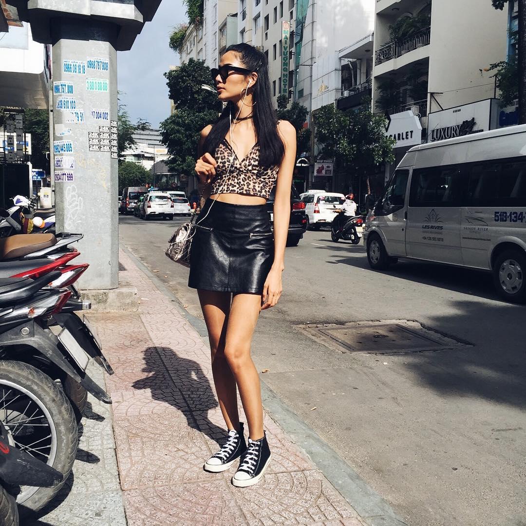 Những sao Việt có streetstyle táo bạo nhất năm 2016 - 6