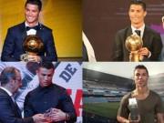 Bóng đá - Ronaldo: Điểm 10 cho bộ sưu tập danh hiệu cá nhân 2016